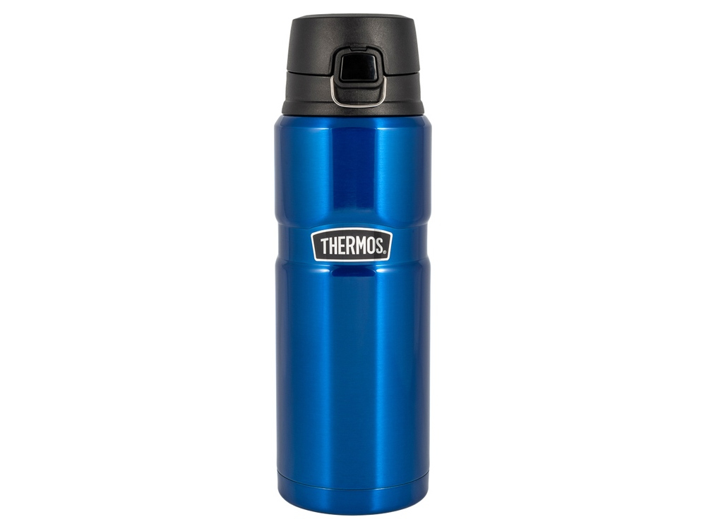 Термос из нерж. стали тм THERMOS SK4000-new color (Royal Blue) King 0,710L, синий